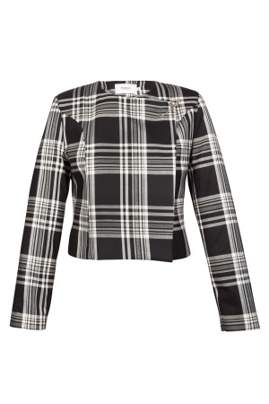 Cropped jacket, R1 999, 8 to 18, Pringle of Scotland