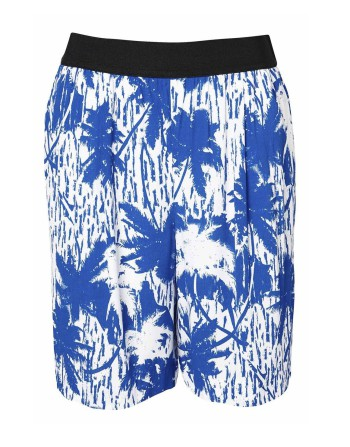 Witchery Palm Print Bermuda Shorts, R599