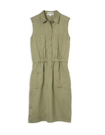 Shirt dress, R1 299, 8 to 18, Trenery