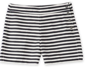 Trenery Textured Stripe Shorts, R799