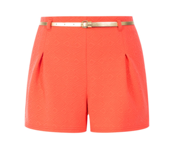 Mr Price Coral Textured Shorts, R79.99