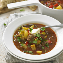Goulash Soup Recipe
