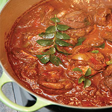 easy lamb knuckle curry recipe