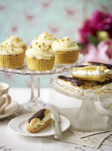 Carrot and Ginger Cupcake Recipe