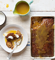 Sticky toffee date pudding recipe