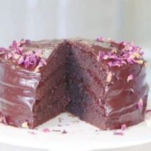 VIDEO: Chocolate Fudge Cake Recipe
