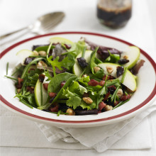 Crunchy Pancetta And Hazelnut Salad Recipe