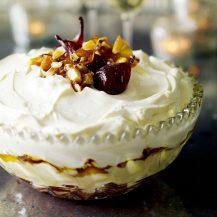 Boozy Christmas Trifle Recipe