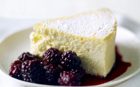 Good-for-you lemon cheesecake recipe