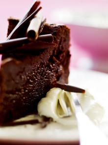 Fabulous chocolate torte recipe