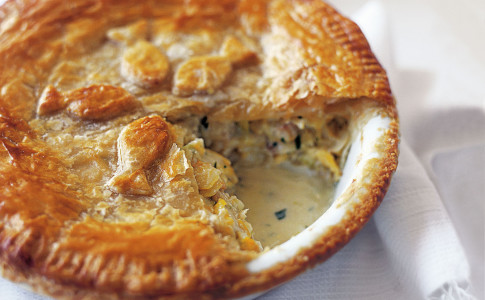 Smoked fish pie recipe