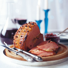 Glazed Gammon Roast Recipe