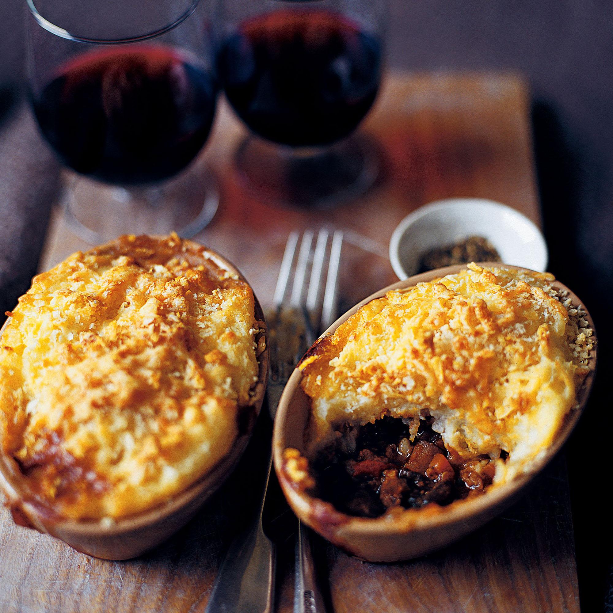 21st century cottage pie recipe