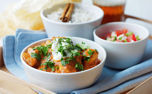 Super-quick chicken tikka recipe
