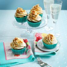 Chocolate Peanut Cupcakes Recipe