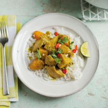 Dairy Free Chicken Curry Recipe