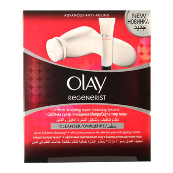 skin cleansers olay 3 step
