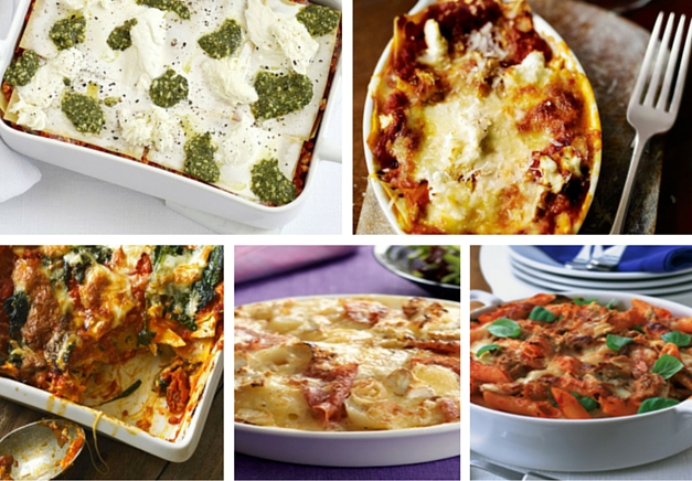 5 Pasta Bakes We Love