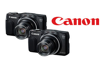 WIN! ONE OF TWO CANON POWERSHOT SX700 HS CAMERAS, WORTH R3 700 EACH!