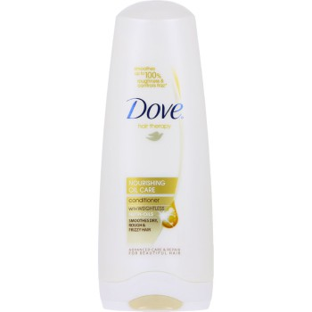 best afro hair products Dove nourihing oil conditioner