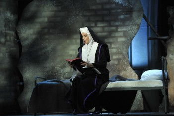 Kate Normington (Mother Superior)