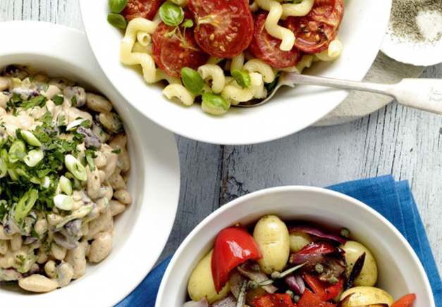 Oven-Dried Tomato And Basil Pasta Salad | Woman And Home SA