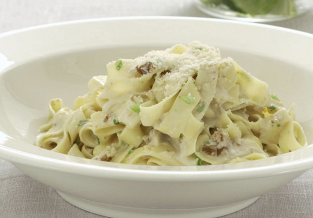 Tagliatelle With Gorgonzola And Toasted Walnuts Recipe | Woman And Home SA