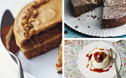 National Coffee Day recipe round up