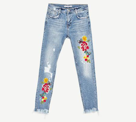 fashion essentials jeans