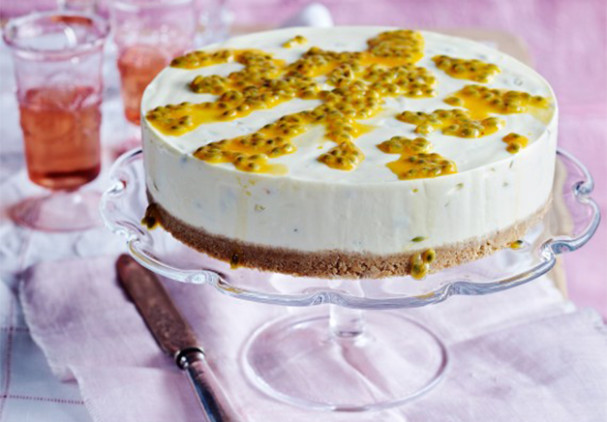 passion-fruit-cheese-cake