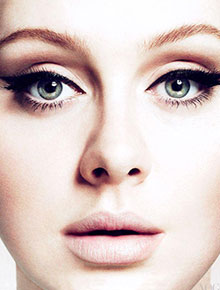 How To Get Adele's Perfect Cat Eye