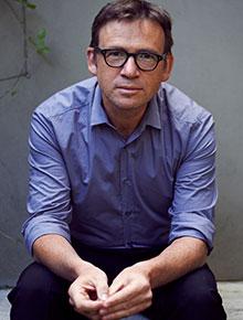 Author David Nicholls on writing and Us