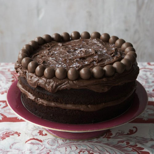 chocolate cake recipes chocolate malteser cake