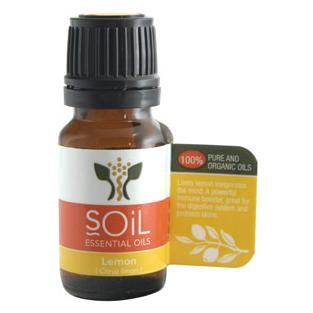 soil-essential-oils-lemon-citrus-limon