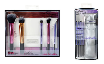 Win A Hamper of Make-Up Brushes By Real Techniques,Worth More Than R2 400!