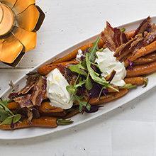 Honey-Brandied Carrots recipe