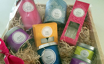 Win a shearer candles hamper from the whimsical whippet, valued at R1 495!