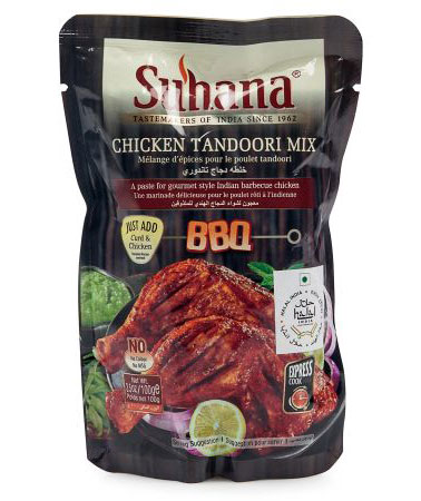 Chicken-Tandoori