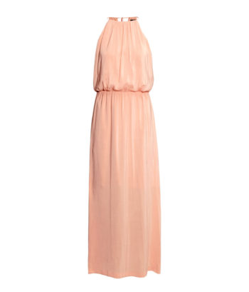 Travel capsule wardrobe maxi dress