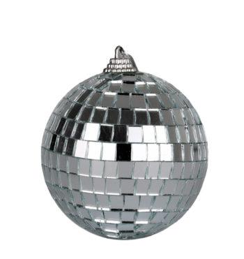 Mirror Ball Christmas Bauble