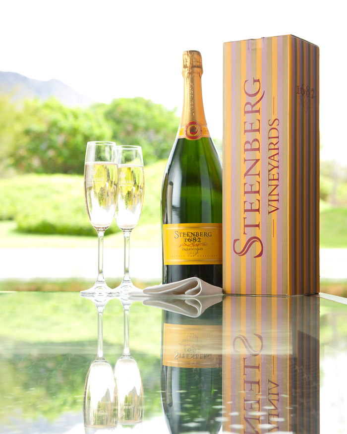 Win 1 Of 2 Steenberg Bubbly Collection Hampers, Valued At R1 250!