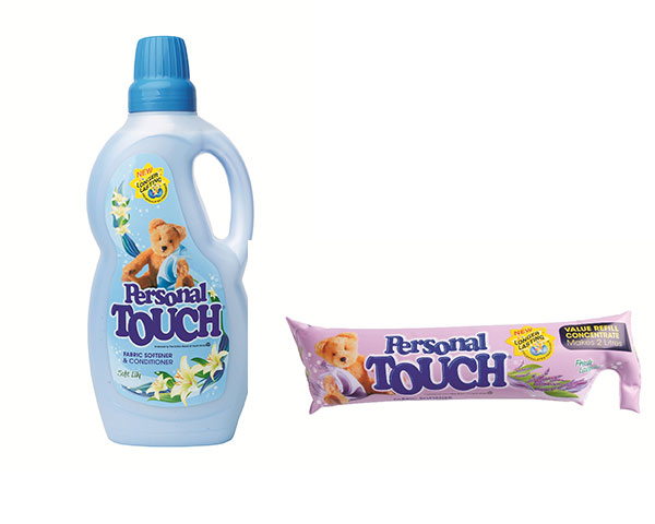 Win 1 Of 2 Personal Touch Fabric Softener Hampers, Valued At R1 250 Each!