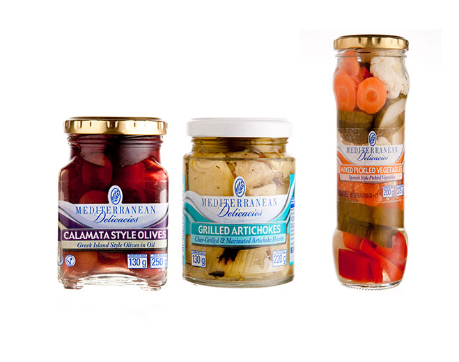 Win 1 Of 5 Mediterranean Delicacies Food Hampers Worth R500 Each!