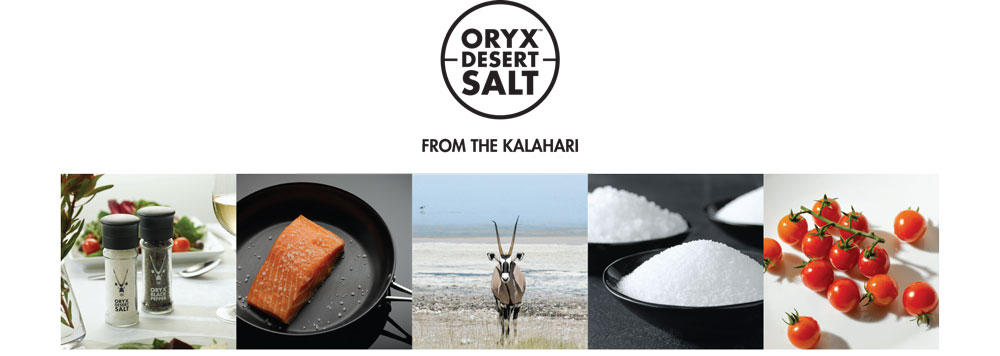 Win One Of 5 Oryx Desert Salt Hampers Worth R335 Each!