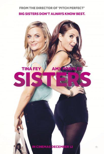 Sisters Tina Fey Amy Poehler 2