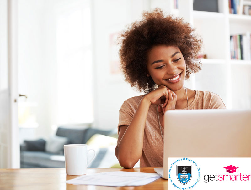 Win A Spot On A Uct Online Short Course Of Your Choice, Worth Up To R12 000