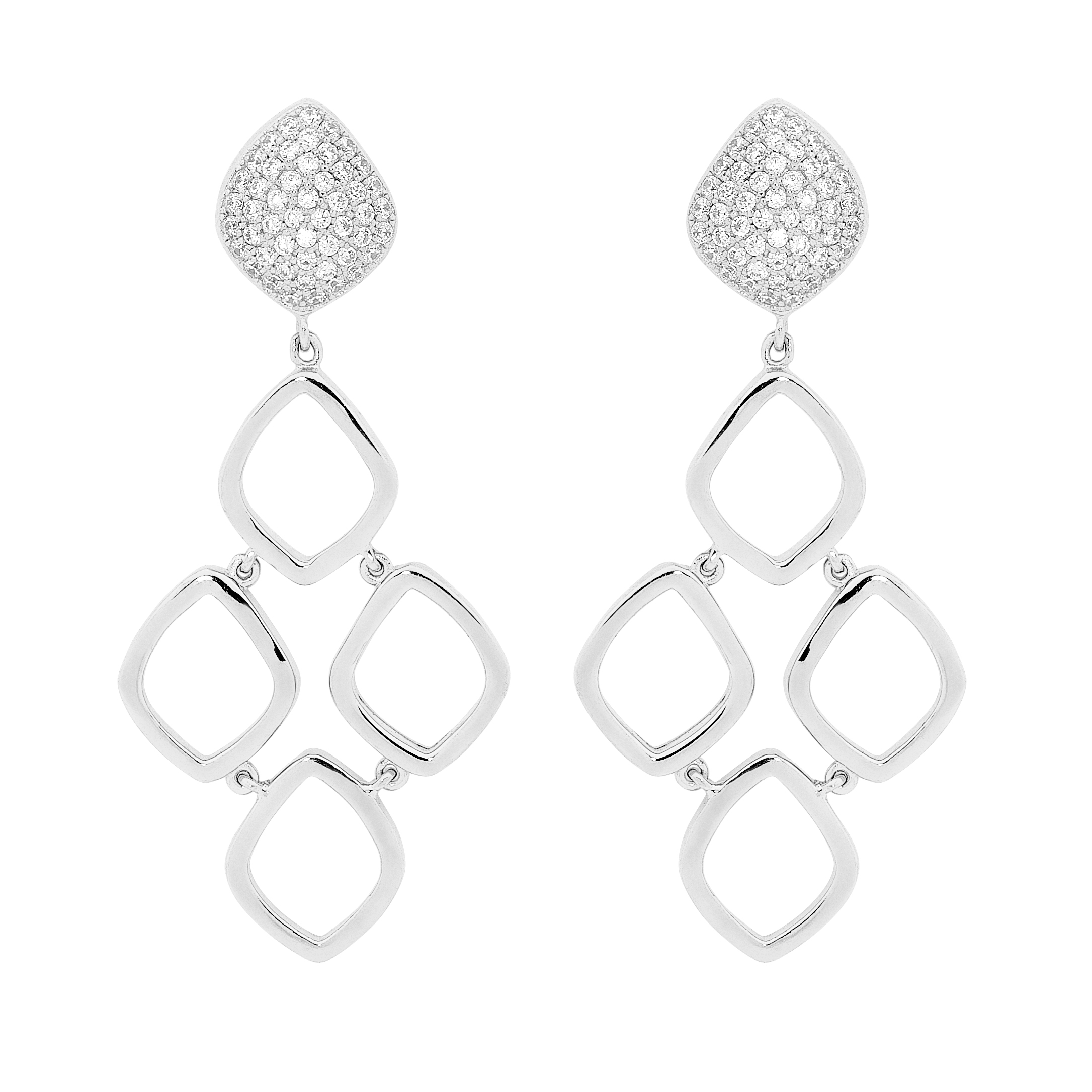 Win A Stunning Pair Of Earrings From The Hamptons Collection By Georgini, Valued At R2 999!