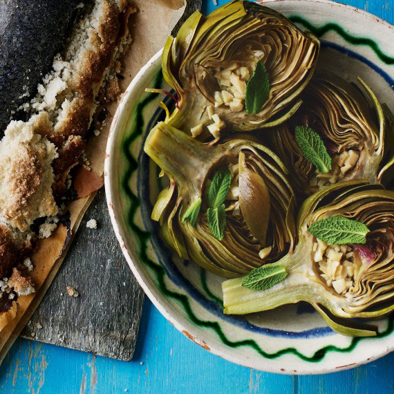 Stuffed Artichokes Recipe