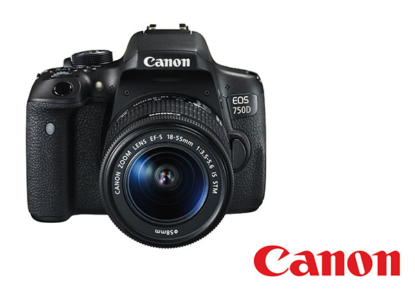 Win An Eos 750d Canon Camera And Lens Kit, Valued At Over R8 000