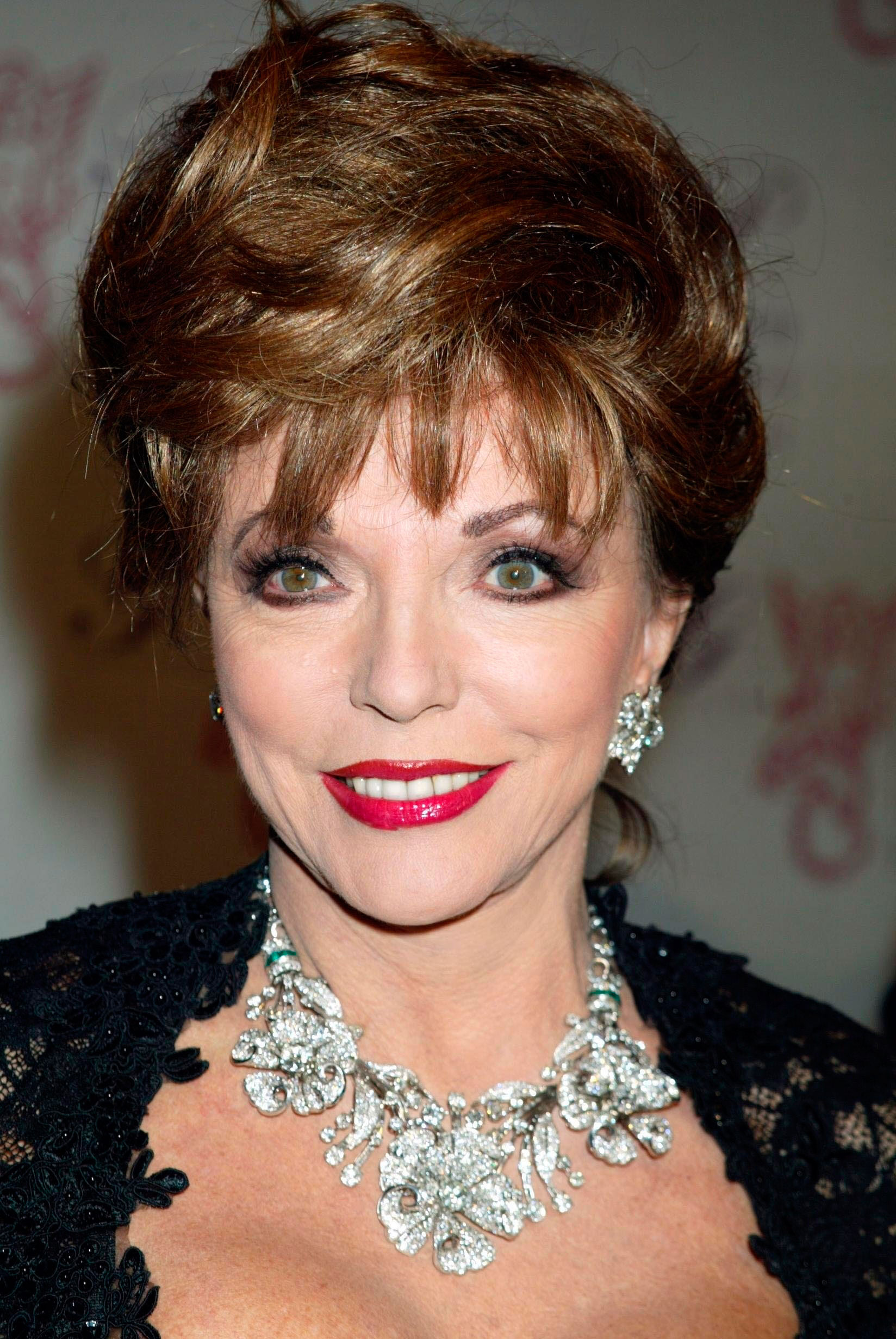 Joan Collins Shares Her Best Beauty Secrets
